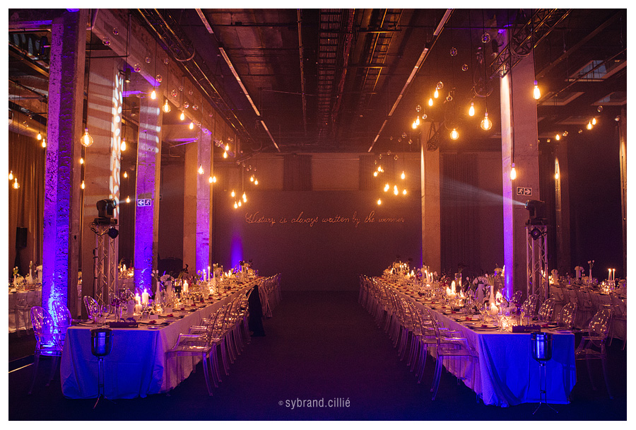 Spectacular St Johns College Wedding with Reception at Turbine Hall, Johannesburg