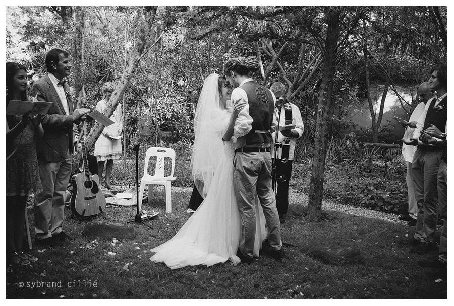 Beautiful Wedding at Temenos Country Retreat, McGregor