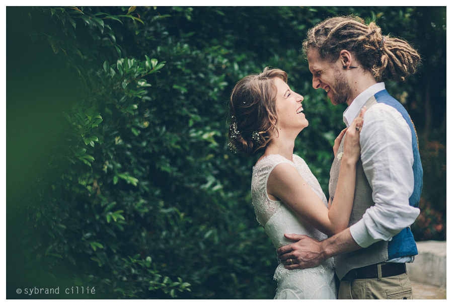 Beautiful Wedding at Temenos Country Retreat, McGregor