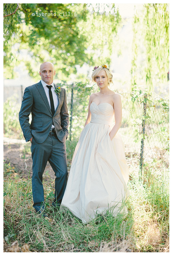 Real weddings: Vrede en Lust