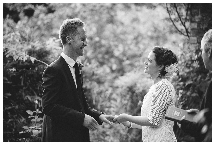 Beautiful DIY wedding in Jonkershoek, Stellenbosch