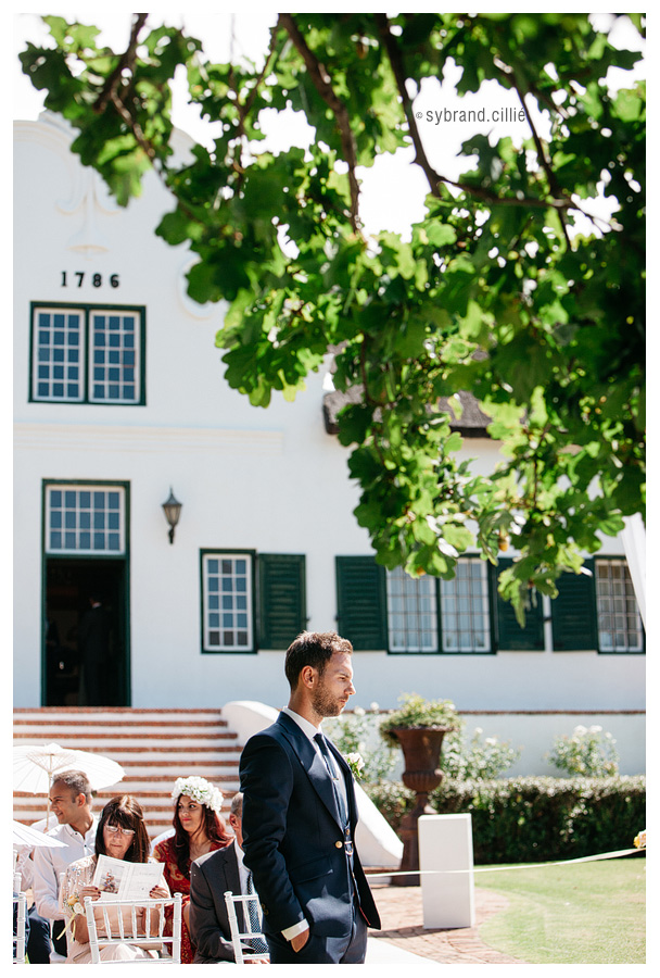 Spectacular winelands wedding at Webersburg, Stellenbosch