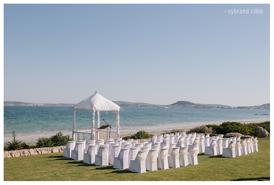 Beautiful West Coast wedding in Sladanha