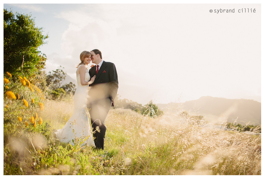 Haute Cabriere wedding in Franschhoek