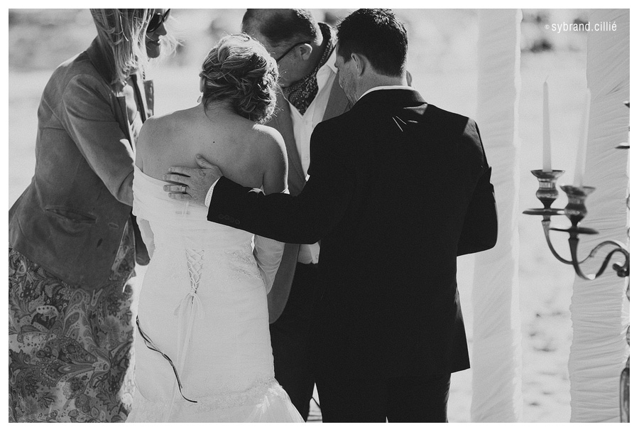 Beautiful West Coast Wedding in Lamberts Bay