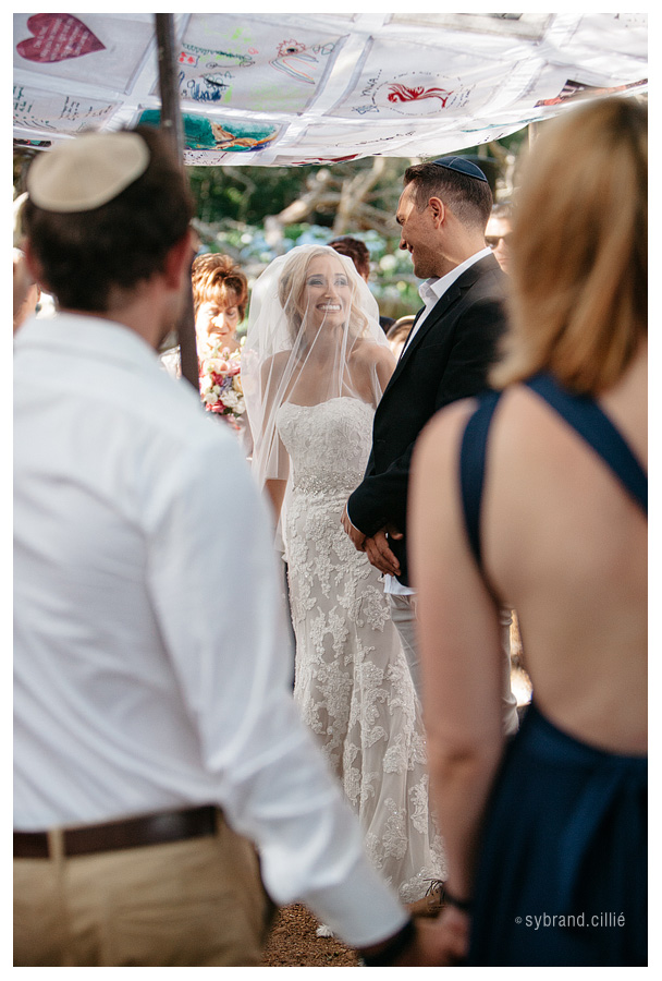 Stunning Jewish Wedding at Beloftebos