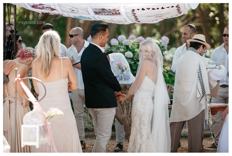 Stunning Jewish Wedding at Beloftebos
