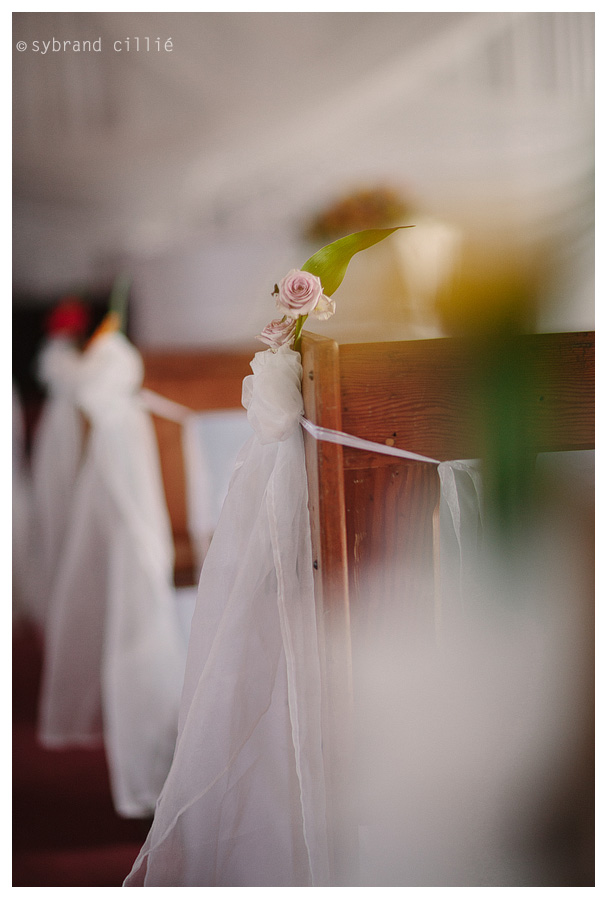 Beautiful Helederberg Beach wedding