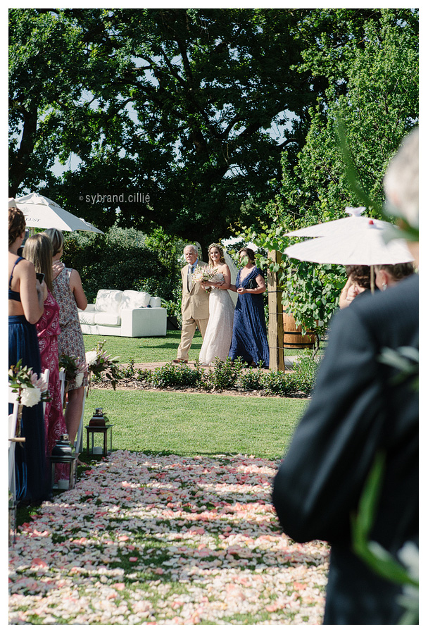 Beatiful Brazilian Wedding at Vrede n Lust