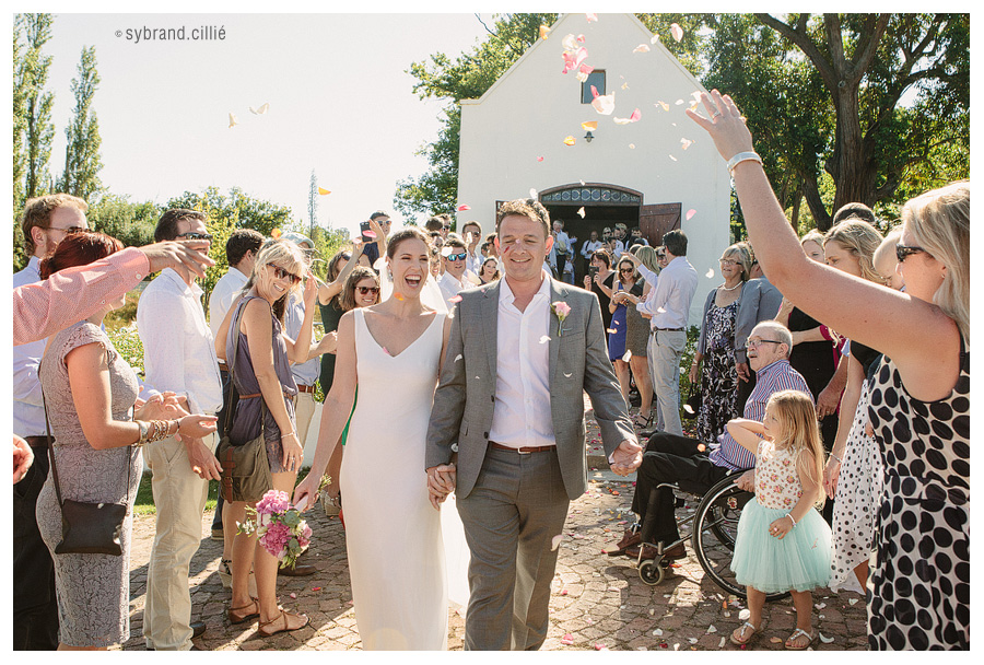 Stunning Zorgvliet Wedding